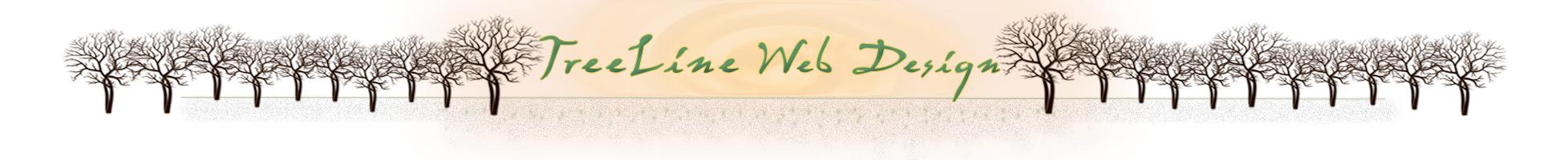 TreeLine Web Design Logo